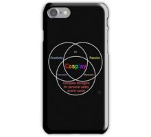 What Makes Us Cosplay iPhone Case/Skin
