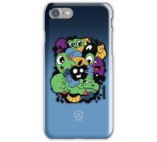 MonsterCase2 iPhone Case/Skin