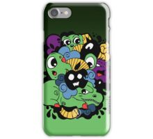 MonsterCase4 iPhone Case/Skin