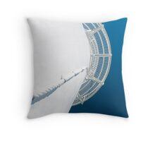 eastcape lighthouse 3 Throw Pillow