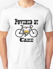 By the power of cake! Unisex T-Shirt