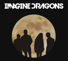 Imagine Dragons - Night Vision Tour by punglam