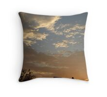 01/28/2013 Fantastic Sunset 2 Throw Pillow