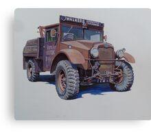 Morris Commercial breakdown. Canvas Print