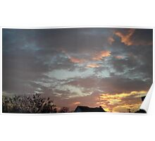 01/28/2013 Fantastic Sunset 6 Poster