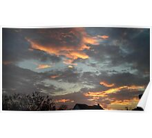 01/28/2013 Fantastic Sunset 7 Poster