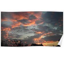 01/28/2013 Fantastic Sunset 8 Poster