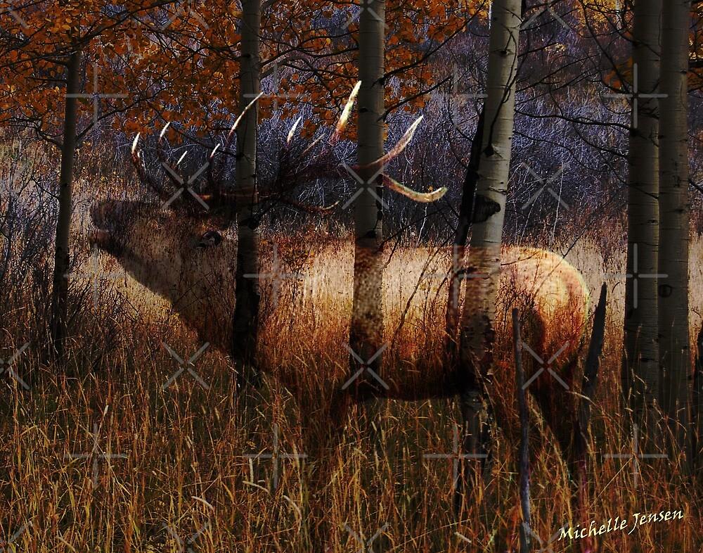 Regal Elk by WishesandWhims