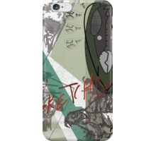 Mechanical Insect composition iPhone Case/Skin