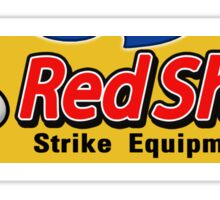 Mario Kart 8 Red Shell Strike Equipment Sticker