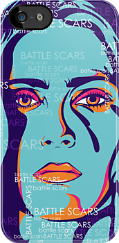 BATTLE SCARS WRITTEN - Made by Jroché by MADE BY JROCHÉ