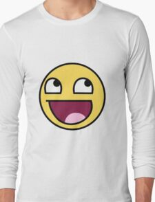 Epic Face Shirt Long Sleeve T-Shirt