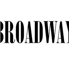 Broadway by Lewis Urquhart