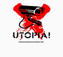 UTPOPIA! - by Psychological Industries Womens Fitted T-Shirt