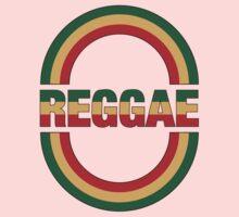 Reggae Ring Baby Tee