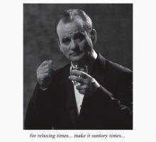 Bill Murray by flaxans