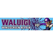 Mario Kart 8 Walugi Windscreens Photographic Print