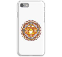 The Root Chakra iPhone Case/Skin