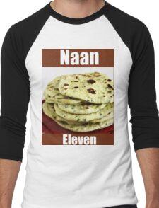 Naan Eleven Men's Baseball ¾ T-Shirt