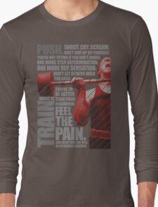 Train and Discipline Long Sleeve T-Shirt