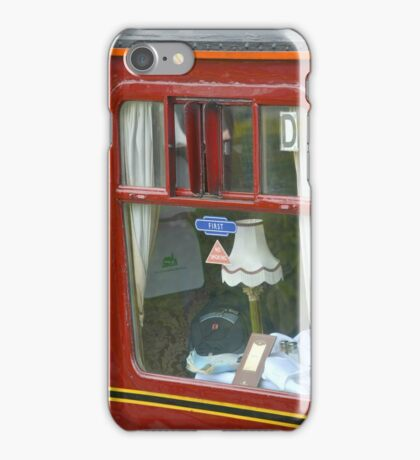 On A Nostalgic Journey With The Cathedrals Express  iPhone Case/Skin