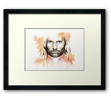 Aragorn. Framed Print