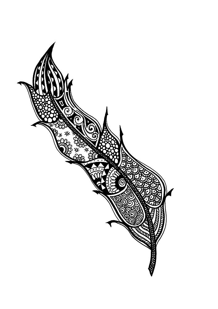Feather by heavenlyhenna