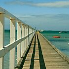 Boat Jetty - Sorrento by TJSPictures