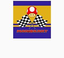 Mario Kart Chequered Flags Unisex T-Shirt