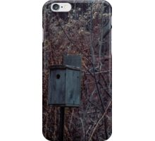 wooden hole of glory iPhone Case/Skin