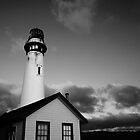Pigeon Point Lighthouse #2 by AmishElectricCo