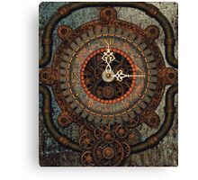 Time Deprives All But Memories Canvas Print