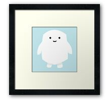 Who Knew Your Fat Was So Cute Framed Print