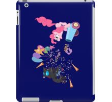Party Cannon vs Changeling iPad Case/Skin