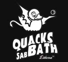 Quacks sabBath by lilterra.com Kids Tee