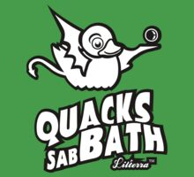 Quacks sabBath by lilterra.com One Piece - Short Sleeve