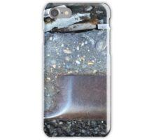 NYC curb iPhone Case/Skin