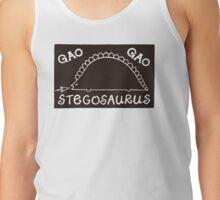 Gao Gao Stegosaurus Tank Top