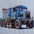 British classic breakdown vehicles. by Mike Jeffries