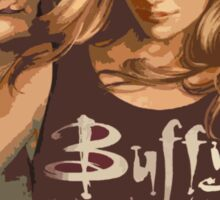 Buffy Season 8 Sticker
