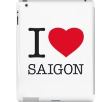 I ♥ SAIGON iPad Case/Skin