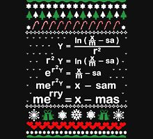MATH CHRISTMAS Unisex T-Shirt
