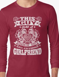 AWESOME GIRLFRIEND Long Sleeve T-Shirt