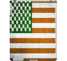 Irish American 015 iPad Case/Skin