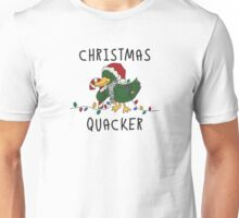 Christmas Quacker Unisex T-Shirt