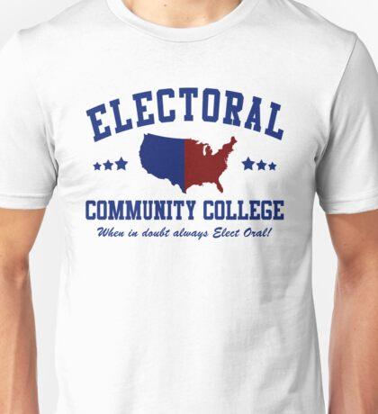 Electoral Community College-2 Unisex T-Shirt