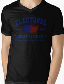Electoral Community College-2 Mens V-Neck T-Shirt