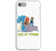 Life Of Pyroar iPhone Case/Skin