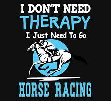 HORSE RACING Unisex T-Shirt