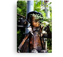 Japan Reloaded - The Tin Man Canvas Print